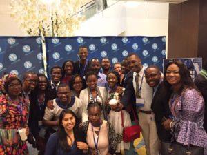 Washington DC YALI Group Photo