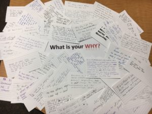 picture of cue cards