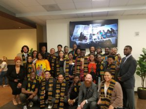 ASTEP and Umoja Group Photo