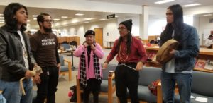 Poetry Corner Learning Commons