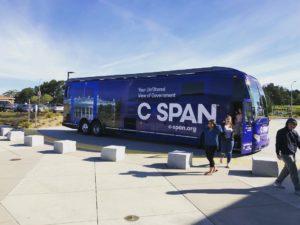CSPAN bus