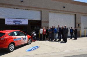 Serramonte Ford Donates Vehicle For Automotive Classes