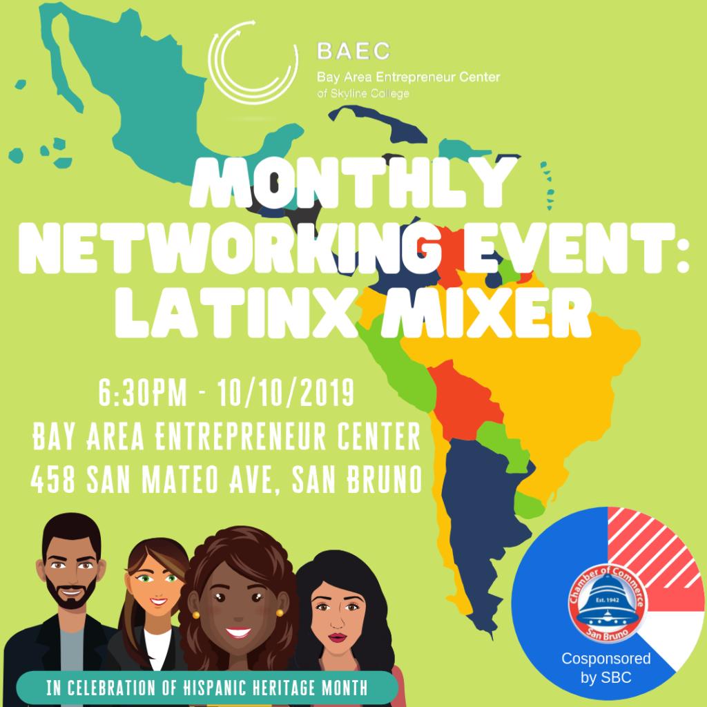 BAEC LatinX Mixer