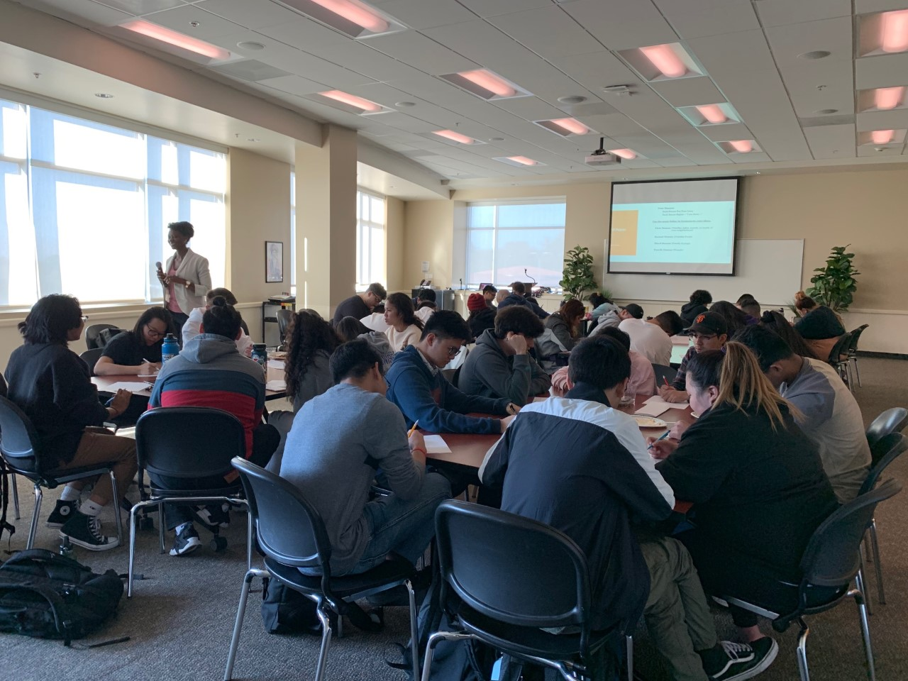 STEM center forum day 1