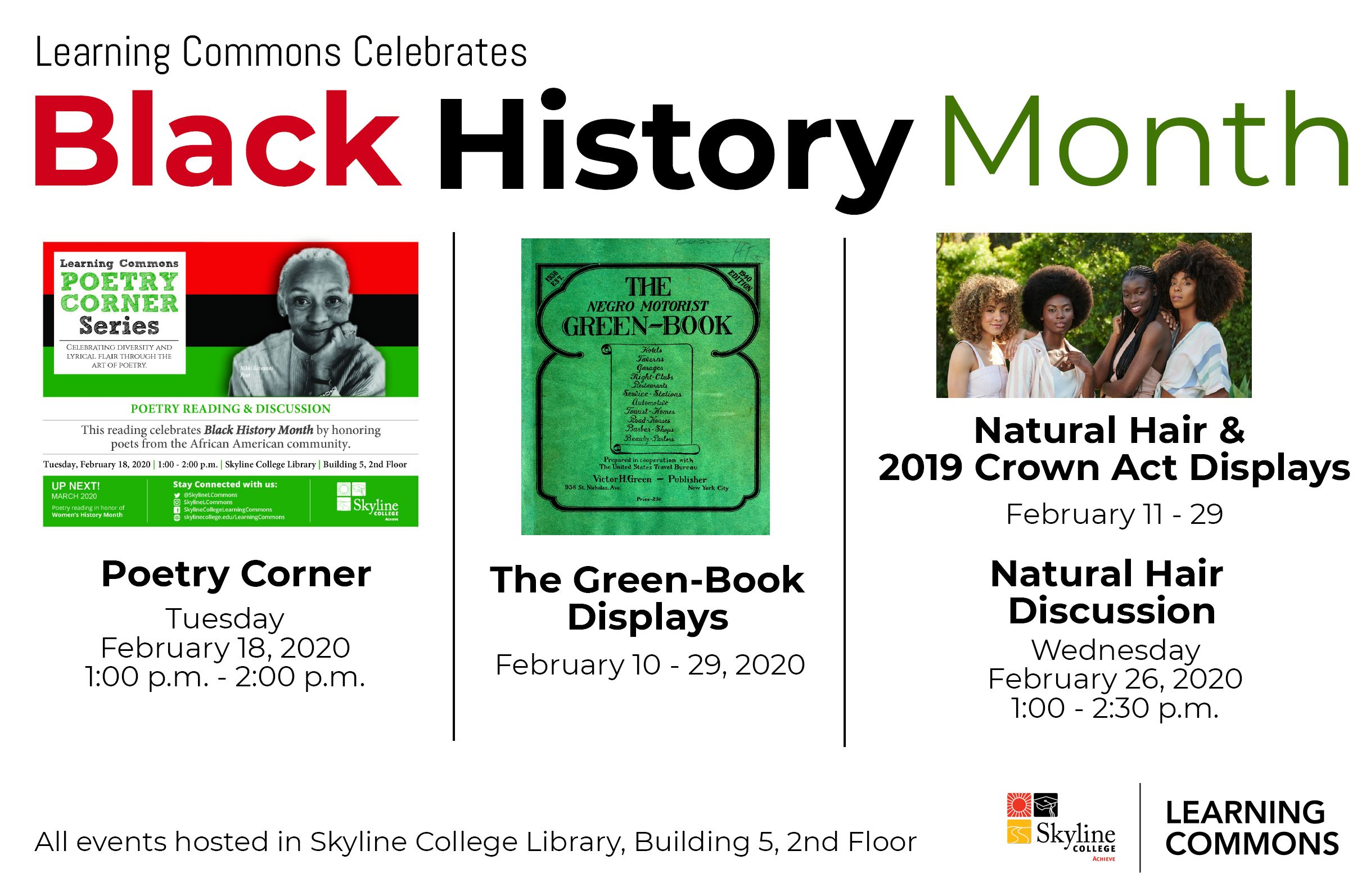 bhm library events
