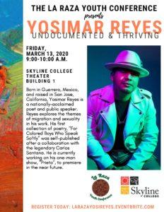 Yosimar Reyes Poster