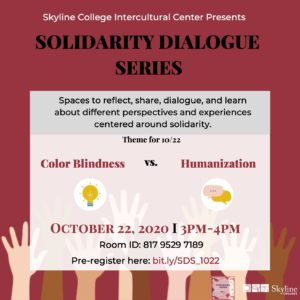 solidarity dialogue series