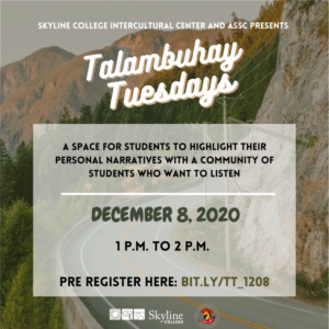 Talambuhay Tuesdays Flyer