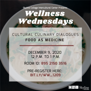 Wellness Wednesdays Flyer