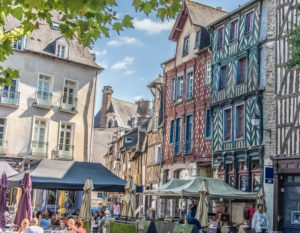 Rennes Study Abroad