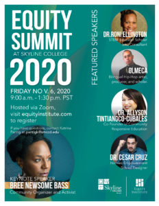 Equity Summit Flyer