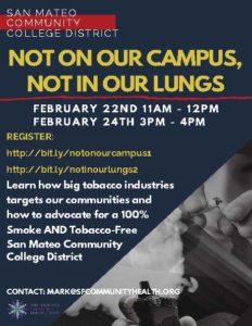 No Smoking Policy Flyer