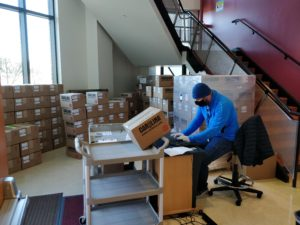 Lab Kit Distribution