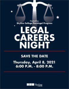 Legal Careers Night