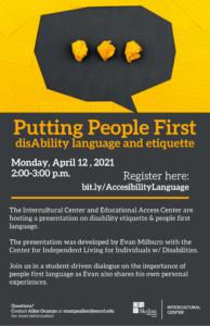 Accessibility Language