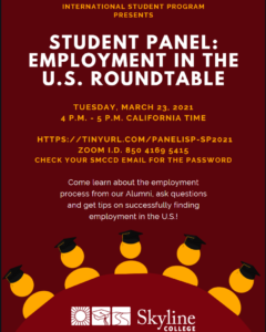 Student Employment Panel
