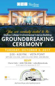 Groundbreaking flyer